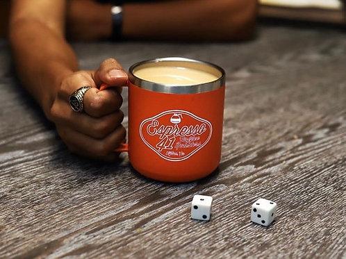 12 oz. Camper Mug w/lid