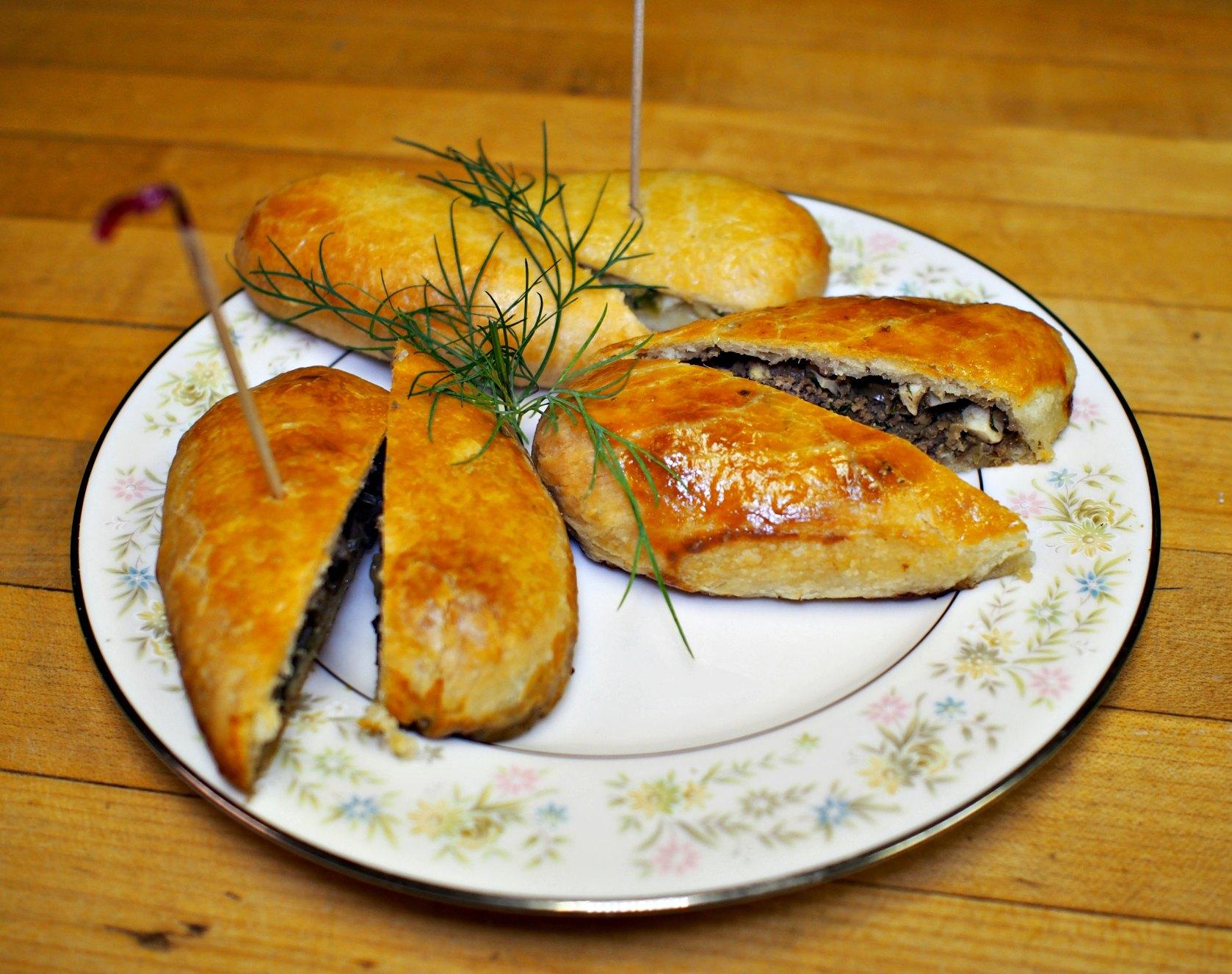 Luncheon Piroshki