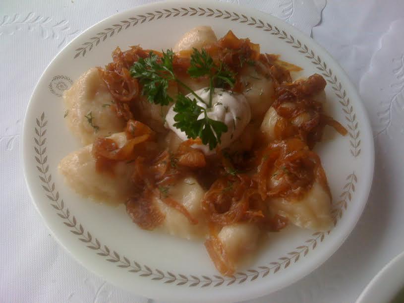 Potato Varenki