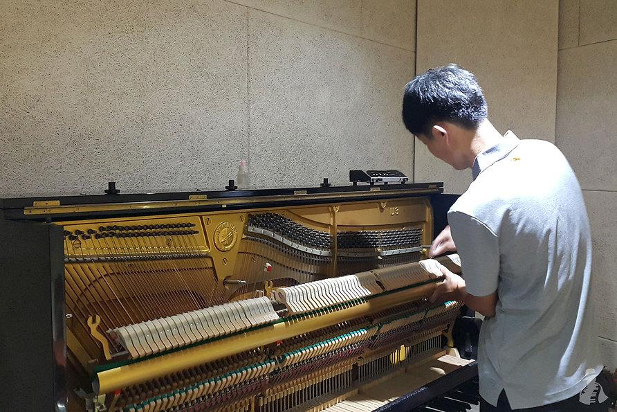 서울 피아노 조율