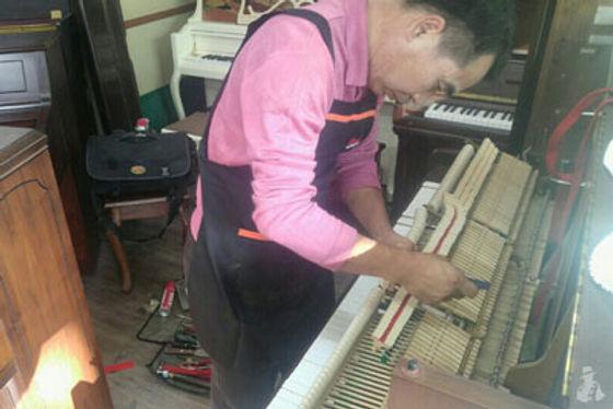대구 피아노 조율