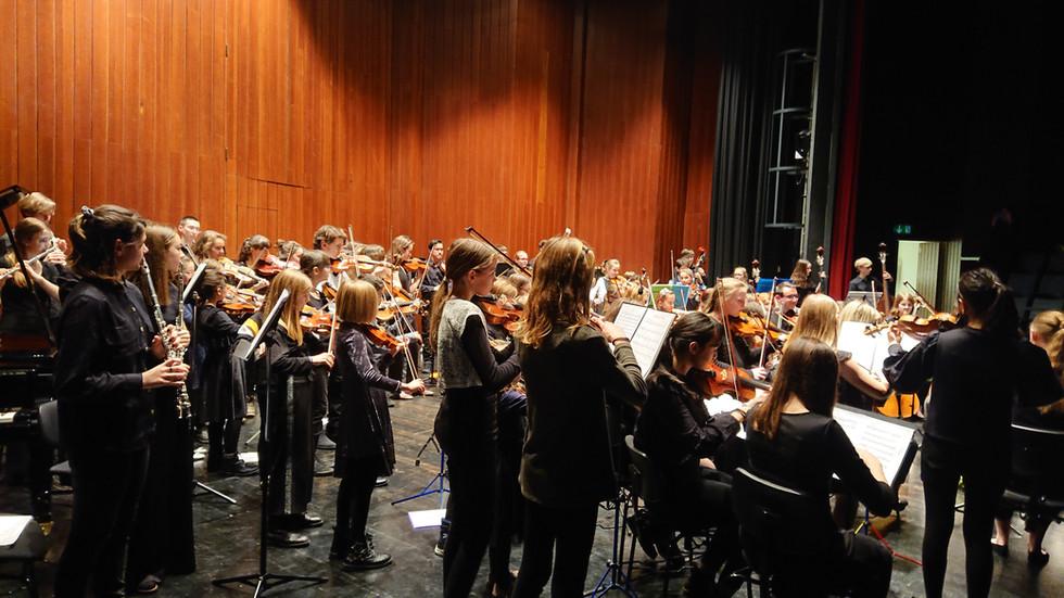Auch die kleinen kommen ganz gross raus am SiZO Plus Konzert vom 26.1.2020!