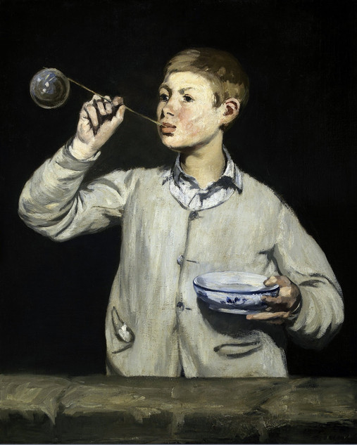 Manet+Boy+Blowing+Bubbles+1867