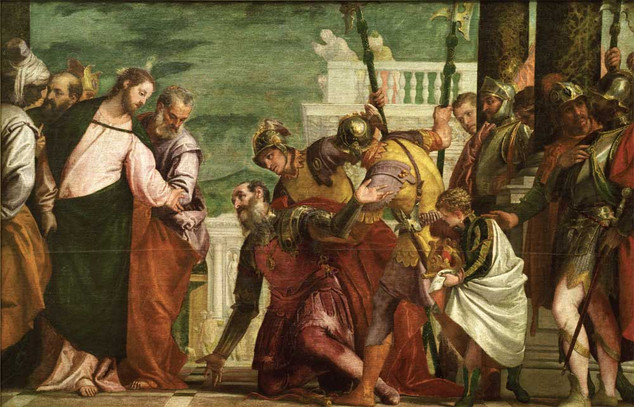 paolo_veronese's_Christ_and_the_Centurio