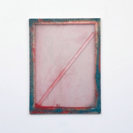 Red Beam (Vacuum Series), 2010