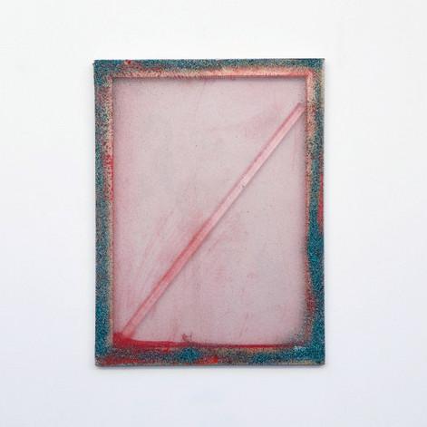 Red Beam (Vacuum Series), 2010