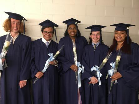 Congratulations Waldorf High School Class of 2021!