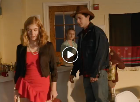 "Watch the 9th & 10th grade performance of William Inge's ""Bus Stop"" on video"