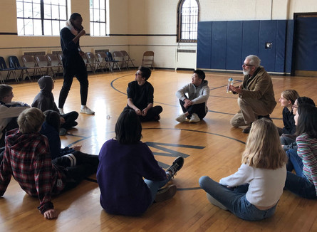 Class Play Thurs March 12: in-school performance only