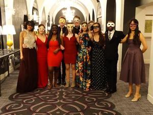 Masquerade Ball is 'Awesome'