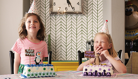 Twin girls with Batten disease celebrate birthday