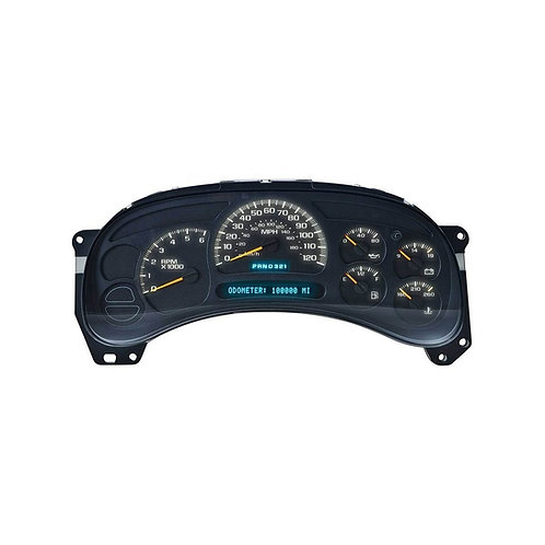 2003 - 2007 GM Instrument Cluster Repair