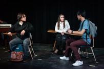 Aaron Cain, Elysia Martinez, Mitchell Takeda