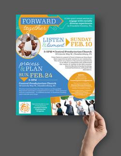 Forward Together Flyer