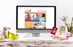 Creative Minds Website