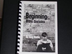 Begin Bible.JPG