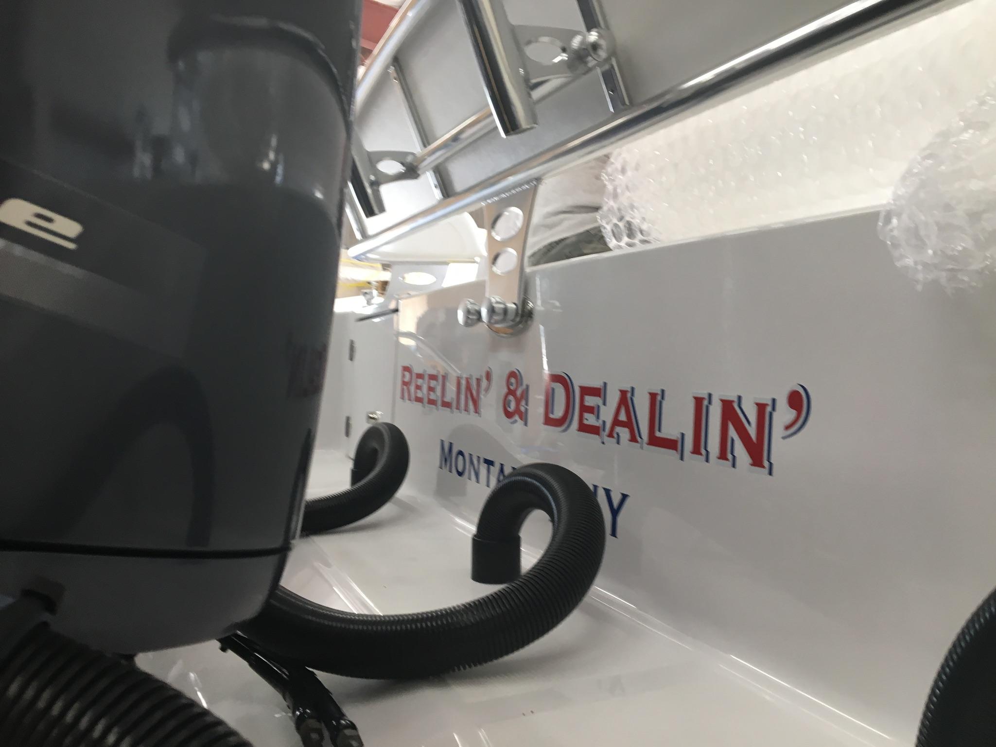 Reelin & Dealin
