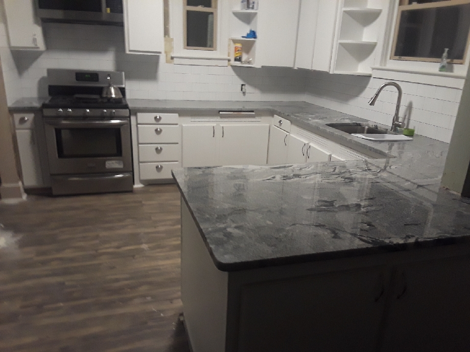Jay kitchen