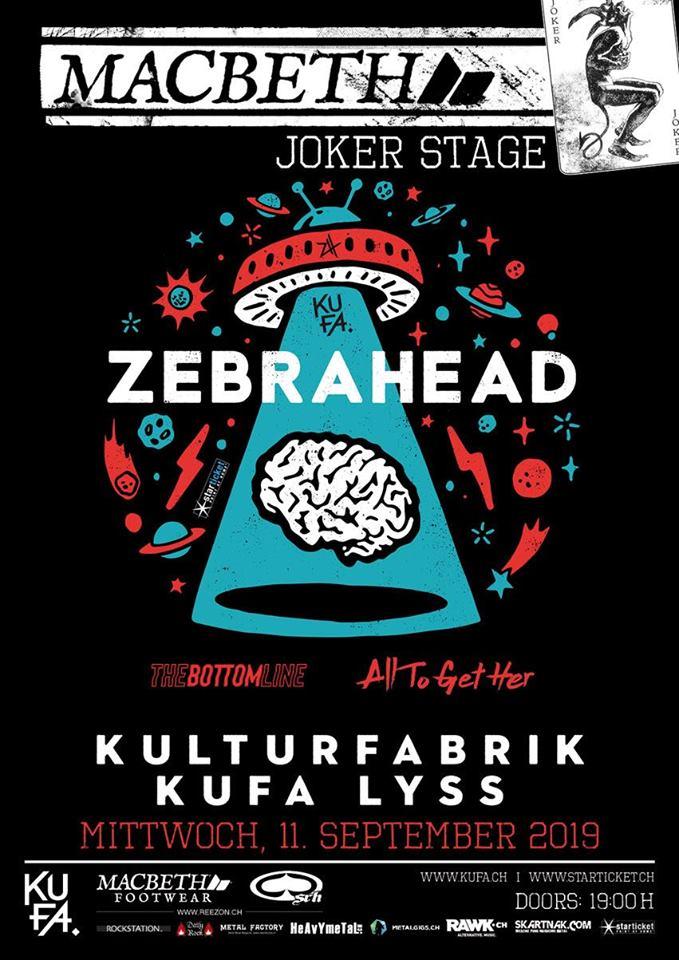 Zebrahead Kufa