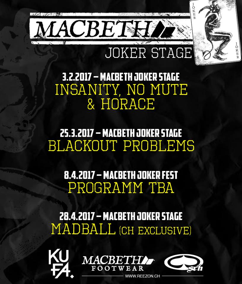 Macbeth Jokerstage 2017