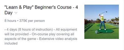 Meloneras Golf Academy