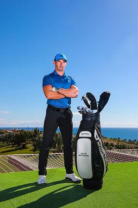 Gavin Hutchison Golf