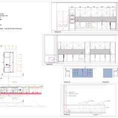 Office kitchen layout