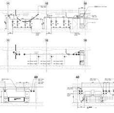 Plantroom sections