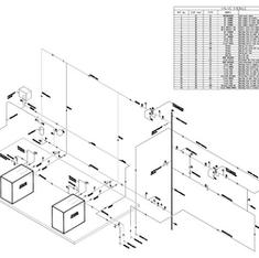 Heating schematic
