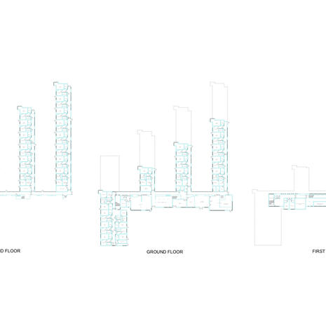 Commercial building plan