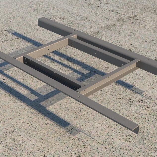 Frame model