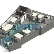 Commercial layout