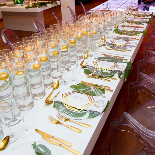 Craig's Luxury Champagne Birthday Soiree 12