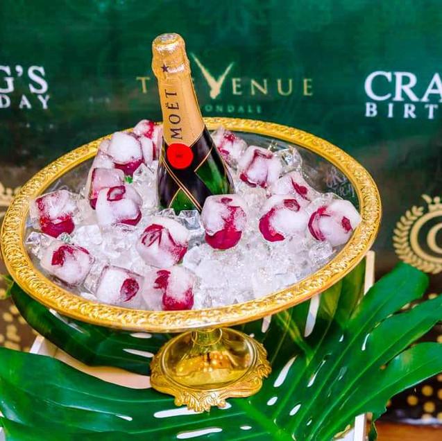 Craig's Luxury Champagne Birthday Soiree 8