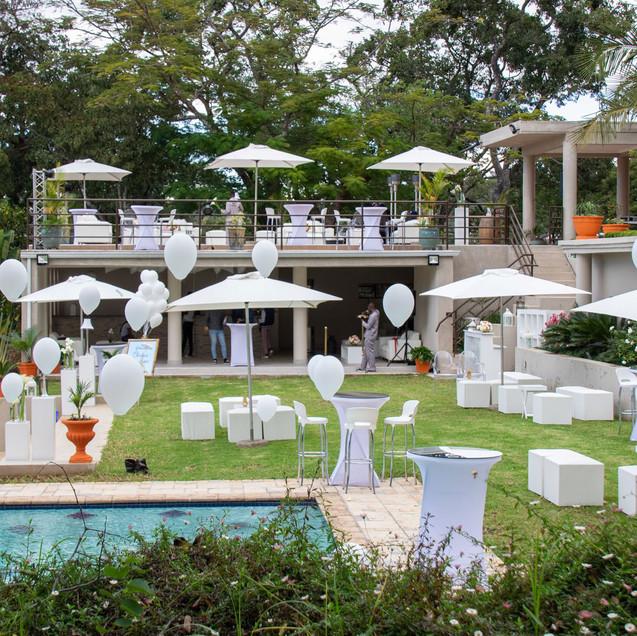 Chiedza's Hamptons birthday party 1