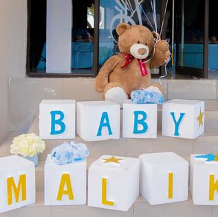 Malik's First Birthday 8