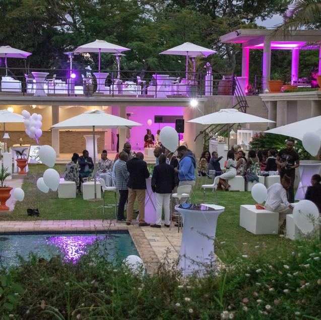 Chiedza's Hamptons birthday party 8