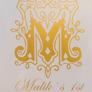 Malik's First Birthday 1