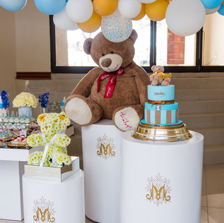 Malik's First Birthday 5