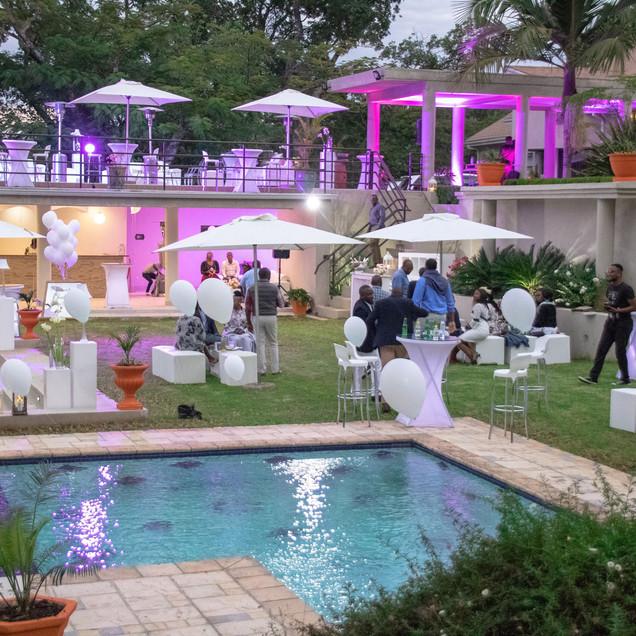 Chiedza's Hamptons birthday party 9
