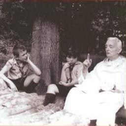 le Père de Chivré, sauver le scoutisme traditionaliste