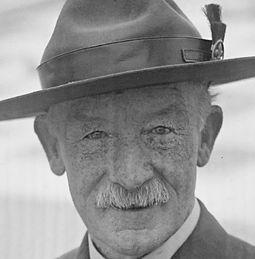 Baden-Powell, fondateur du scoutisme