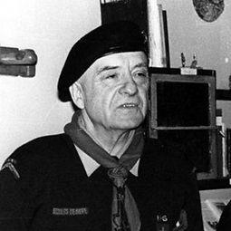 Pierre Geraud Keraod et le scoutisme européen