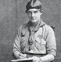 Vera Barclay, fondatrice de la banche louvetisme