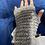 Thumbnail: Mitaines gris clair