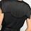 Thumbnail: T-Shirt noir Pinko