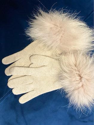 Paire de gants elegants 🎄