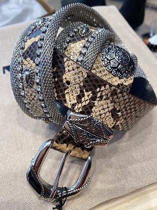 Ceinture Nanni impression Python