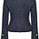 Thumbnail: Pinko veste en tweed et lurex