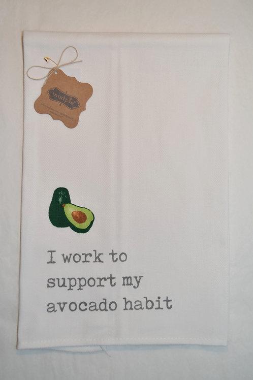 Avocado Towel